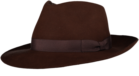 Brown,Ha,Fur,Felt,Hat,Felt Hat, Blue Hat, Waterproof Hat, Argentine Hats, Argentinian Hats, Suede Hats, Leather Hats, Waterproof Hats, Estribos, Estribos Argentina, Polo Belts, Estribos Polo Belts