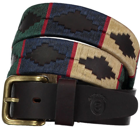 David,Polo,Belt,Polo Belt, Argentine Belts, Argentinian Belts, Polo Belts, Belts, Estribos, Estribos Argentina, Gaucho Belts, Leather Belts, Gaucho Belt, Pampeano, Pioneros, Polka Dot Pie, Daltons, Guarda Pampa, Argentina, Leather, Polo