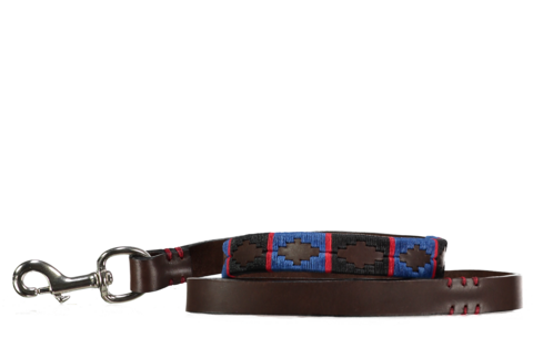 Diego,Dog,Lead, dog collar, dog lead, brass, brass buckle, polo dog lead, polo dog collar, Pampeano, Pampa, Polo Belt, Belt, Polo Belts, brown leather, Buenos Aires, Gaucho, Gaucho Belt, Gaucho Belts, Leather Belt, Argentine Belts, Argentine Belt, Argentinian Belt