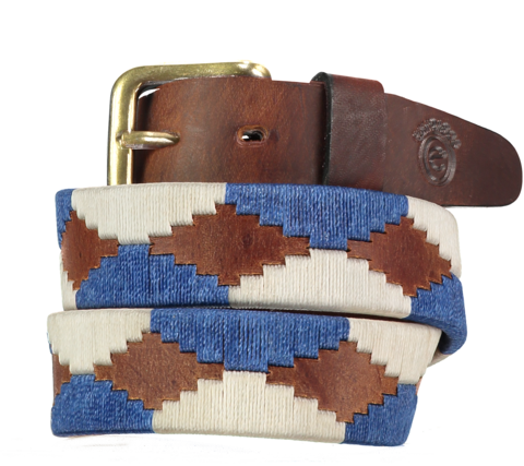 Sofia,Polo,Belt,Polo Belt, Argentine Belts, Argentinian Belts, Polo Belts, Belts, Estribos, Estribos Argentina, Gaucho Belts, Leather Belts, Gaucho Belt, Pampeano, Pioneros, Polka Dot Pie, Daltons, Guarda Pampa, Argentina, Leather, Polo