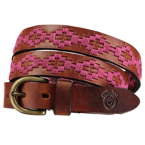 Ollie,Berry,Fino,Polo,Belt,narrow polo belt, Polo Belt, Argentine Belts, Argentinian Belts, Polo Belts, Belts, Estribos, Estribos Argentina, Gaucho Belts, Leather Belts, Gaucho Belt, Pampeano, Pioneros, Polka Dot Pie, Daltons, Guarda Pampa, Argentina, Leather, Polo