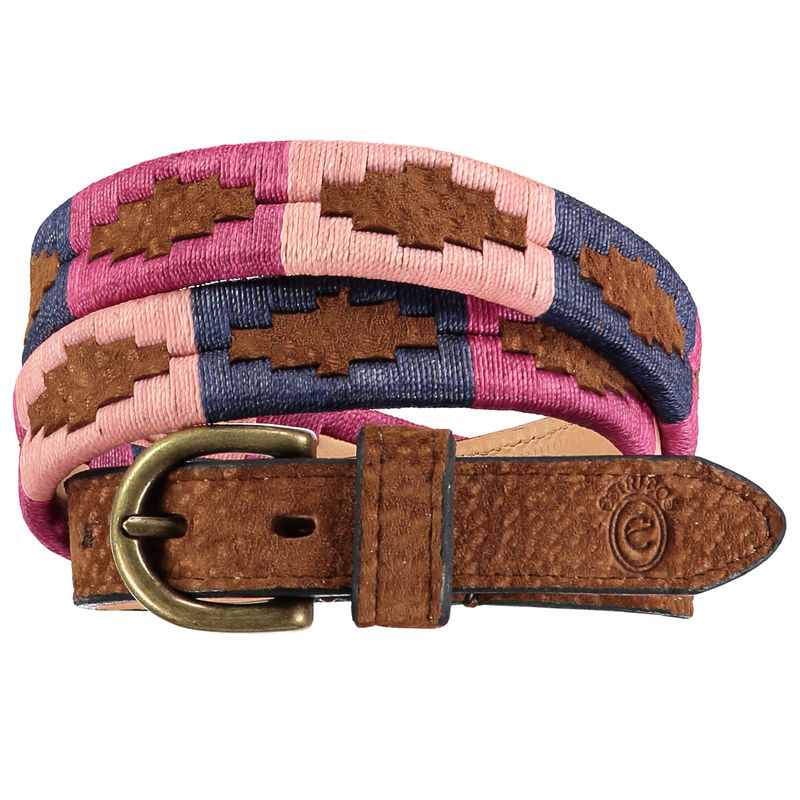Camilla Fino Carpincho Polo Belt - product images