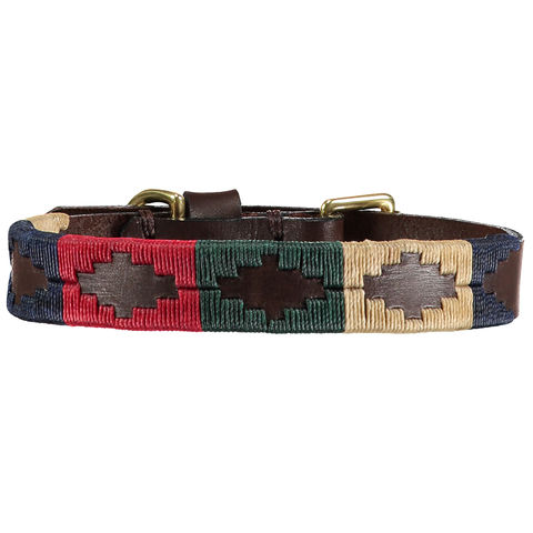 Fino,Marcus,Polo,Dog,Collar,-,2cm,dog collar, polo dog collar, polo dog collars, dog collars, polo belts, polo belt, argentine collars, argentine dog collars, argentinian collars, argentinian dog collars, estribos, estribos argentina