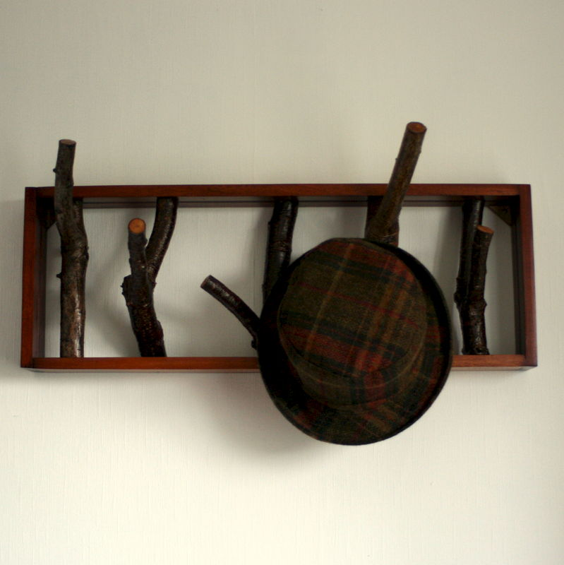 Rustic Coat Rack - product image