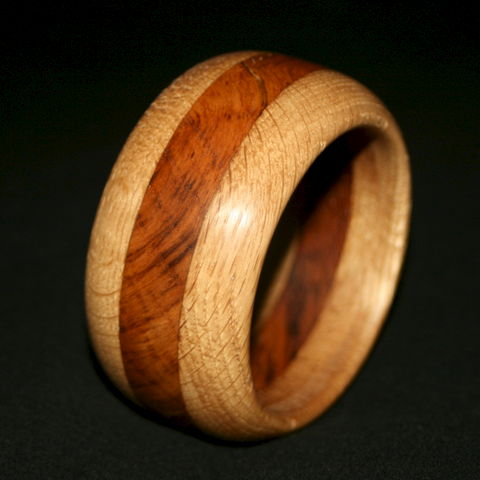 Wooden,English,Oak,&,Burr,Bangle,Wooden Bangle, Wood Bracelet, Oak Bangle, Wood Jewellery
