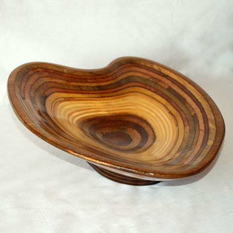 Love,Heart,Bowl, Wood Bowl, Fruit Bowl, Salad Bowl, Baguette Bowl, Carving, Tableware, Sculpture Plywood Bowl, valentines bowl, love heart, mothers day