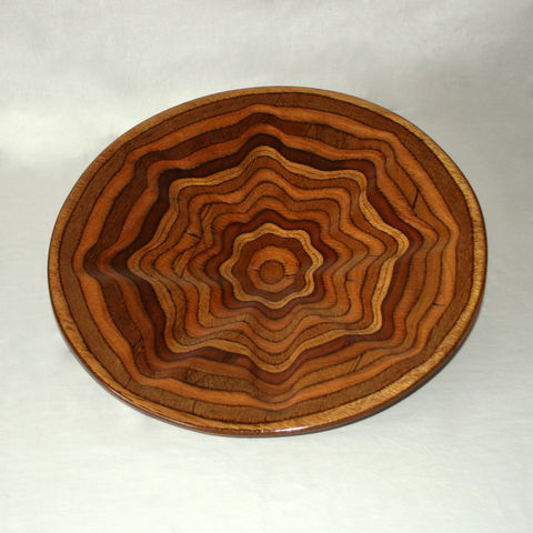Flower,Fruit,Bowl,Fruit Bowl, Salad Bowl, Table decoration, Table ware, wood bowl, sculpture, carving, Plywood Bowl, handmade
