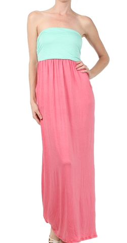 Double,Delight,Maxi,Pink/Mint