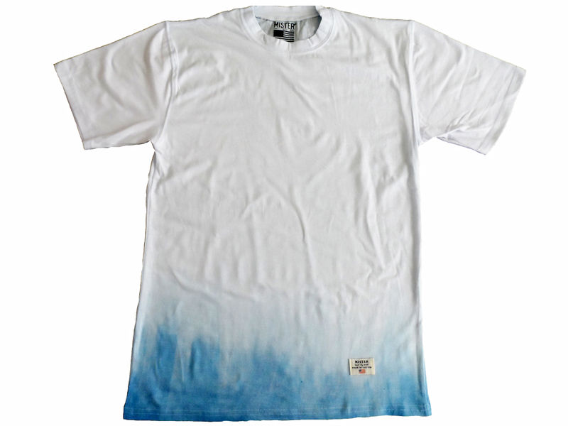 Mister - Mr. Fade Tee White - product image