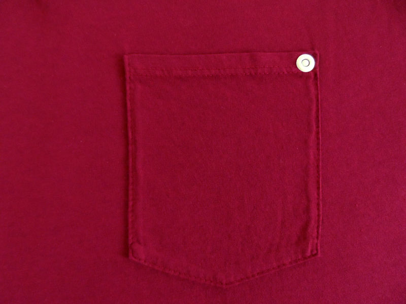 Baldwin Long Sleeve Premium Polo - Burgundy - product image
