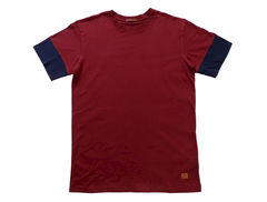 Unyforme Neptune Tee - Burgundy - product images 1 of 2