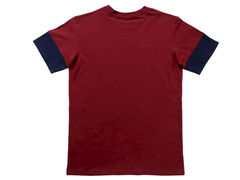 Unyforme Neptune Tee - Burgundy - product images 2 of 2