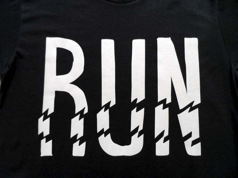 Ice Cold Run T-Shirt - Reflective - product image