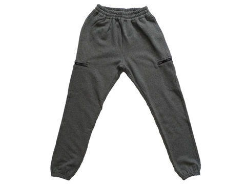 Shades,of,Grey,by,Micah,Cohen,Cargo,Sweatpant,-,Heather,Graphite,shades of grey, micah cohen, sweatpant, sweats, activewear, joggers, heather grey, graphite, sweat pants