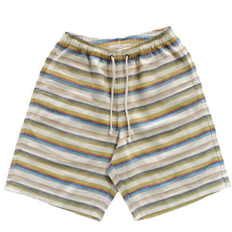 Jed,&,Marne,Shorts,Long,-,Dog,Town,hand woven, hand dyed, loom, shorts, beach, summer, jed and marne, jed & marne, dog town
