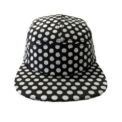 ICNY Dotted 5 Panel Cap - product images 1 of 4