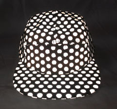 ICNY Dotted 5 Panel Cap - product images 4 of 4