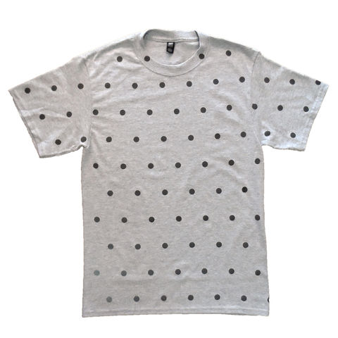 ICNY,Polka,Dot,3M,Reflective,t-shirt, polka dots, reflective, 3m, grey, ice cold, new york, polka dot, tee, t shirt, shirt