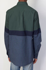 Shades of Grey L/S Colorblock Plaid - product images 2 of 2