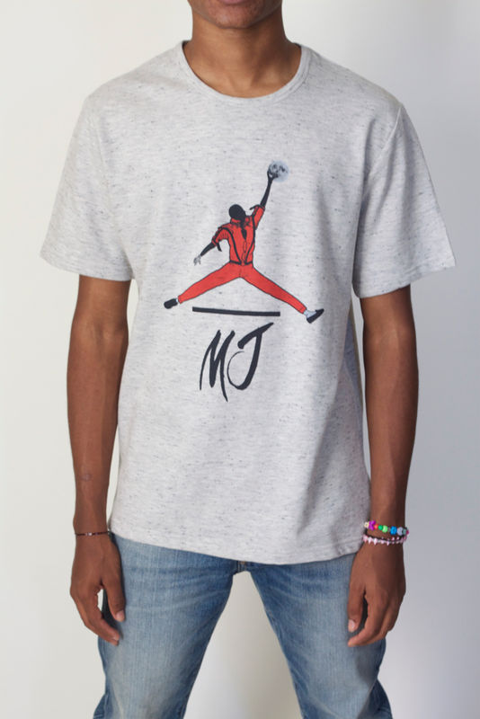 Vanishing Elephant MJ Shirt - product image