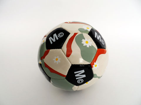 Mark,McNairy,Daisy,Camo,Soccer,Ball,futbol, fusbal, soccer ball, work cup, mudial, the beautiful game, mcnairy, mark mcnairy, mcnasty, daisy, camo
