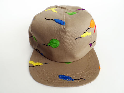 Mark,McNairy,Balloon,Cap,mark mcnairy, balloon cap, khaki cap, ball cap, hat, mark mcnairy hat