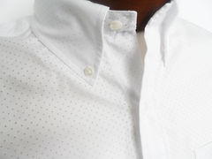 Mark McNairy New Amsterdam Perforated Shirt - product images 2 of 2