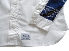SSDD Bandana Combi L/S Shirt - product images 5 of 5