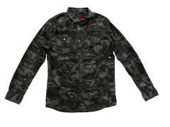 Green Camouflage Work Shirt - product images 1 of 2