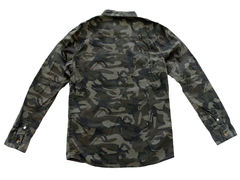 Green Camouflage Work Shirt - product images 2 of 2