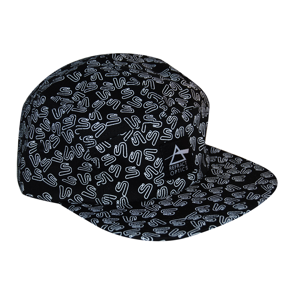 Ltd Ed. Refract Optics 5 Panel Cap - SSS - product images  of
