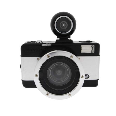 40%,OFF,Lomo,Fisheye,No.,2,Camera,SILVER,40% OFF Fisheye 2 camera lomo silver