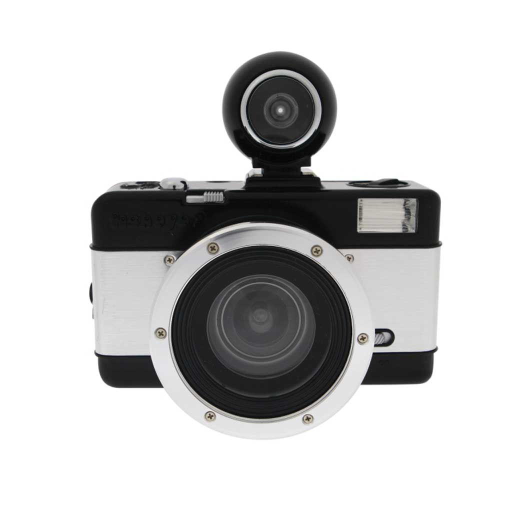 40% OFF Lomo Fisheye No. 2 Camera SILVER - product images  of
