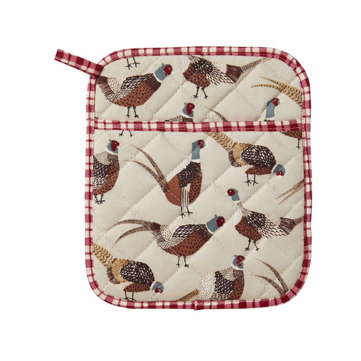 50% OFF Pheasant Pot Mitt by Ulster Weavers - product image