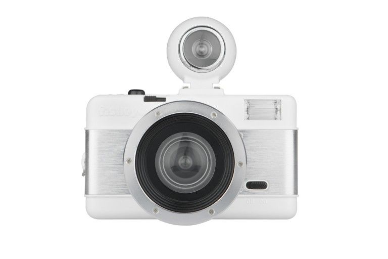 40% OFF Lomo Fisheye No. 2 Camera WHITE - product images  of