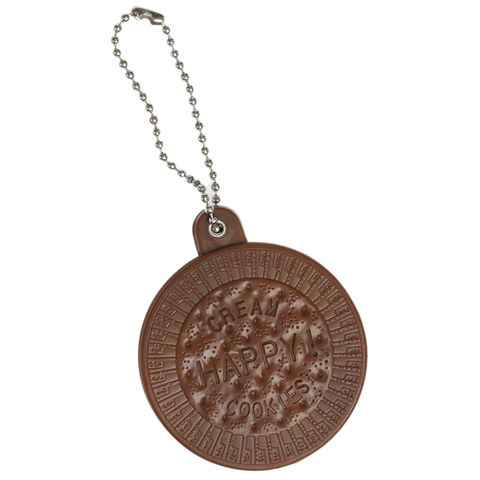 Chocolate,Cookie,Compact,Mirror,by,Rex,International,Chocolate Cookie Compact Mirror by Rex International