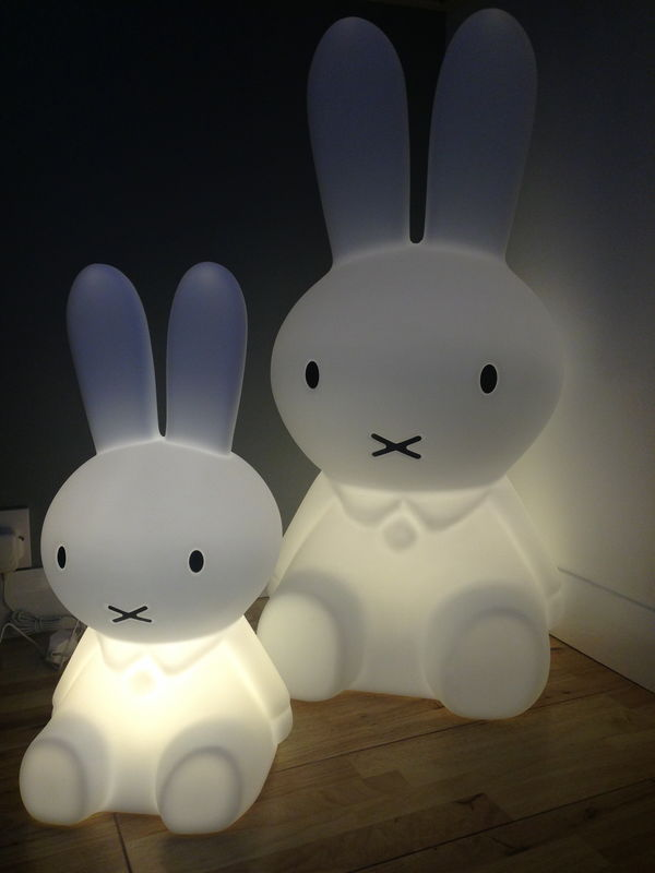 Miffy XLARGE Room Lamp by Mr Maria - The Distinguished