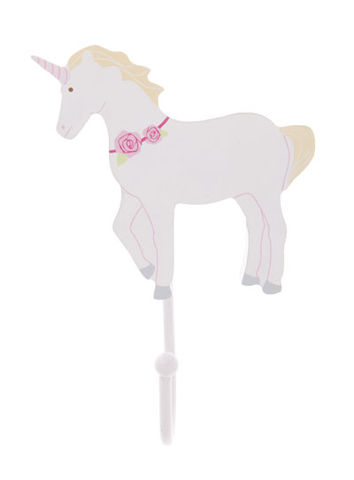 Princess,Unicorn,Single,Hook,by,Sass,&,Belle,Princess Unicorn Single Hook by Sass & Belle