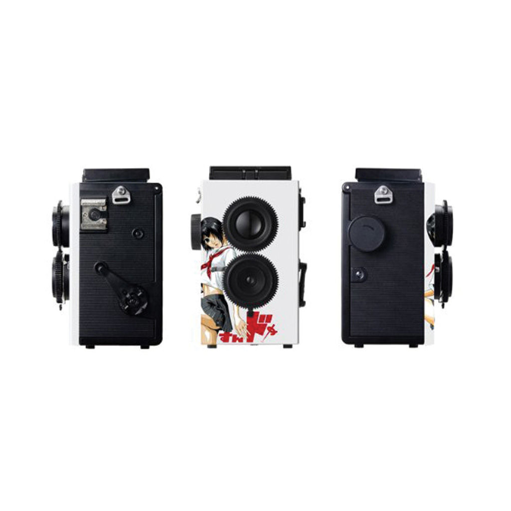 40% OFF LImited Edition: Blackbird fly Sundome TLR Camera- Twin lens Superheadz - product images  of