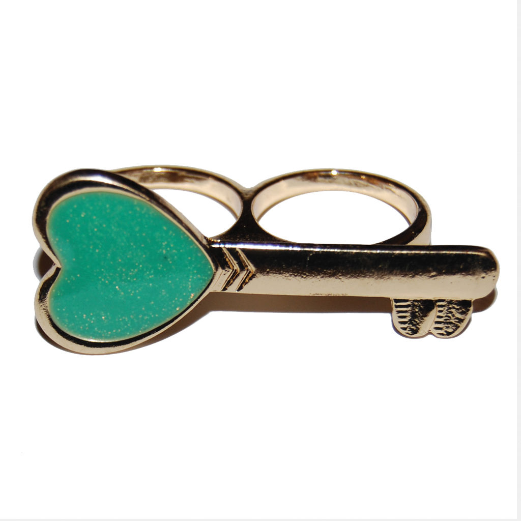 Key Pendant Ring - product images  of