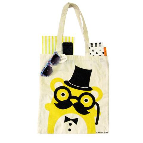 50%,OFF,Ricecracker,Eco,Tote,Bag,by,Noodoll,Ricecracker Eco Tote Bag by Noodoll