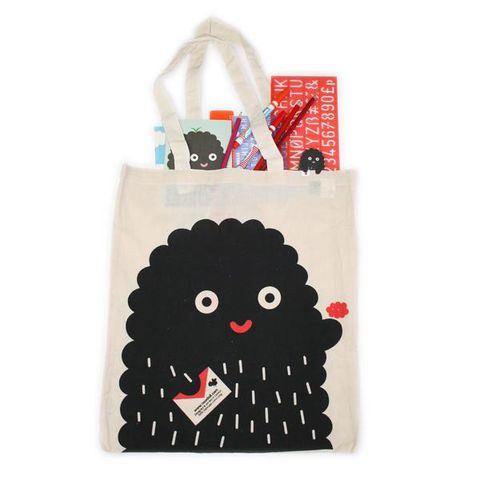 50%,OFFDust,Eco,Tote,Bag,by,Noodoll,Dust Eco Tote Bag by Noodoll
