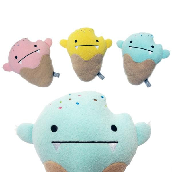 Ricecream Ice-Cream Plush Toy by Noodoll - product images  of