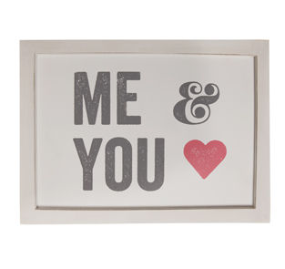70%,OFF,Sass,&,Belle,'Me,You',A4,wooden,framed,Sass & Belle 'Me & You' A4 wooden framed