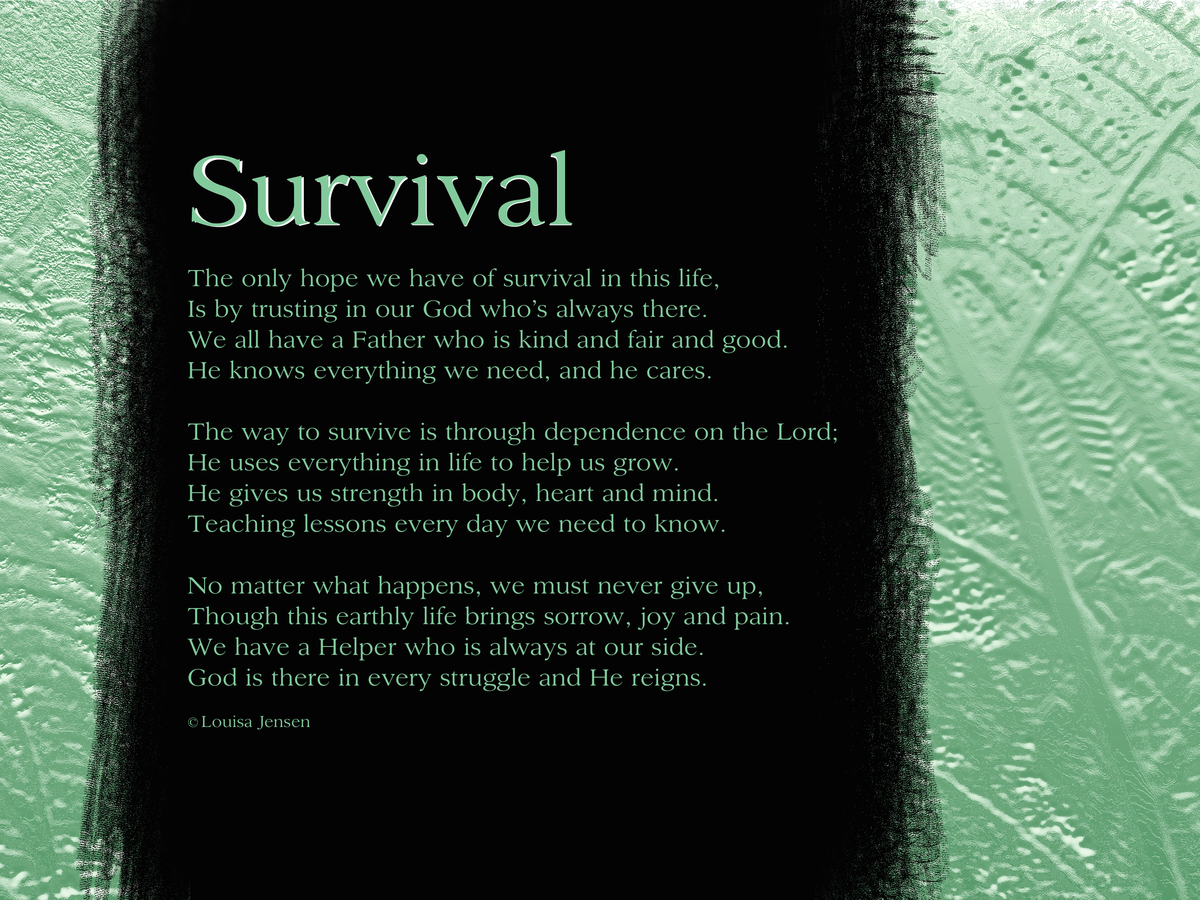 poem of surviving cancer | just b.CAUSE