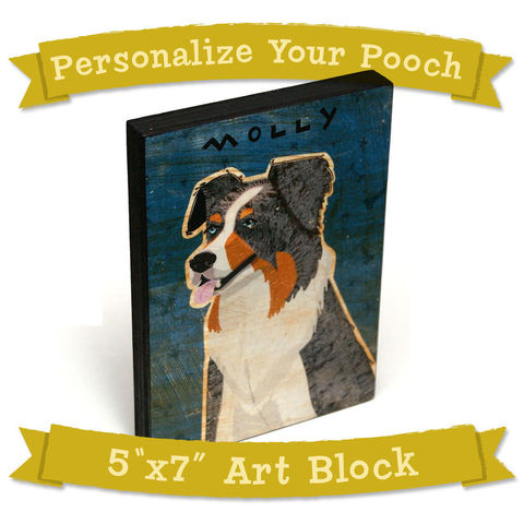 Dog,Art,-,Personalize,Your,Pooch,Block,5,in,x,7,Pets,Portrait,illustration,reproduction,canine,breed,fido,pooch,puppy,block,personalize,wood,dog_art,corgi,cyber_monday_sale,paper,ink