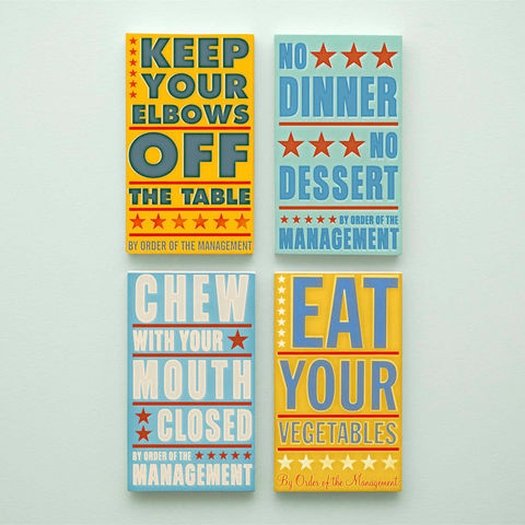 Art,for,Kitchen,-,Set,By,Order,of,the,Management,Word,Blocks,4,in,x,7,Illustration,Digital,parents,john_w_golden,illustration,digital,print,block,word_art,Art_for_Kitchen,paper,computer