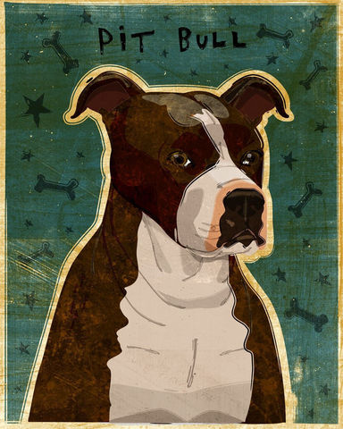 American,Pit,Bull,Terrier,Brindle,and,White,Print,8,in,x,10,Pets,illustration,print,digital,whimsical,cute,dog,animals,animal,art,pit_bull,brindle,white,paper,ink