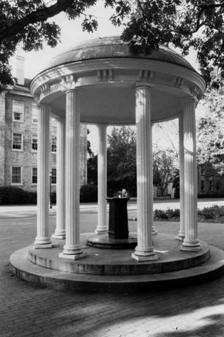 The,Old,Well,Photograph,north carolina tarheels, chapel hill, north carolina, the old well,unc tarheels, photography