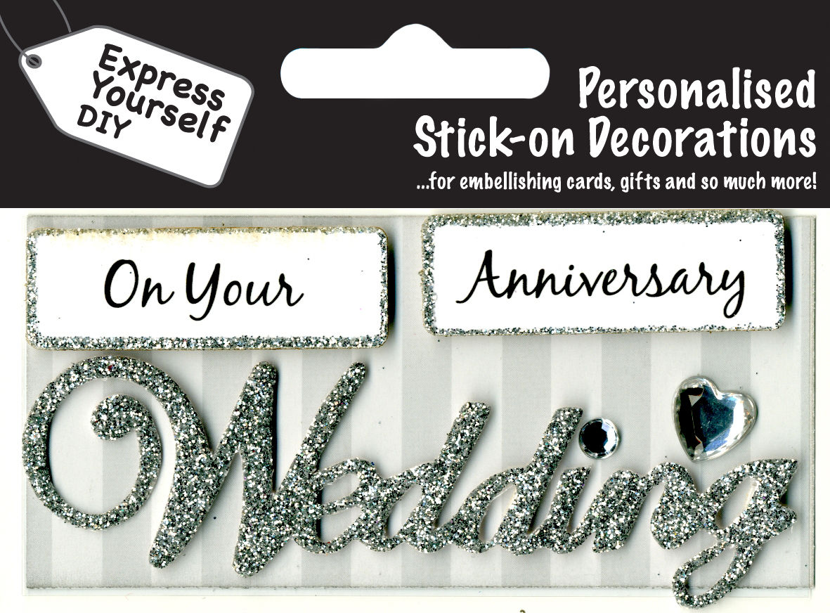 Make it personal caption topper wedding anniversary